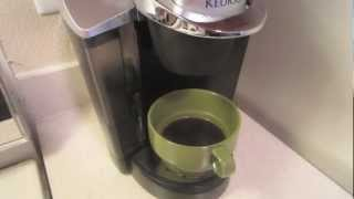 Keurig OfficePRO B145 Opening and Review | Keurig Coffee Machine