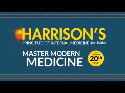 Harrison's Principles of Internal Medicine – The Landmark 20th Edition