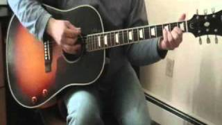 """""""Any Time at All""""    Beatles guitar cover"""