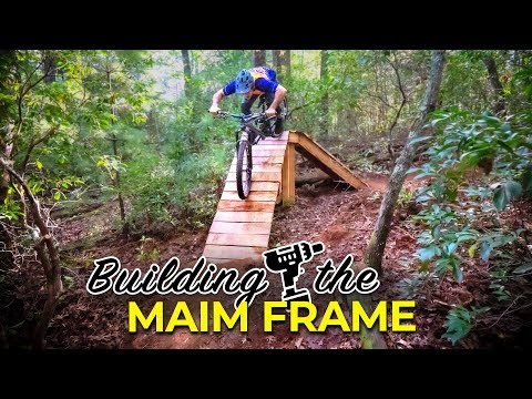 Building the Backyard 'Maim Frame'