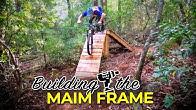 "Building the Backyard ""Maim Frame"""