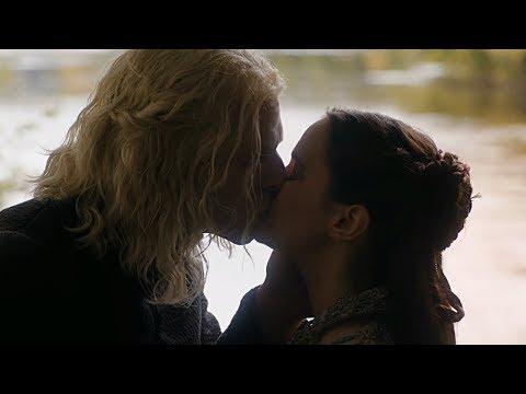 Свадьба Рейегара и Лианны и происхождение Джона.( Игра Престолов 7 сезон 7 серия)