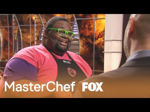 """Willie And The Judges Sing """"America, The Beautiful""""  Season 5   MASTERCHEF"""