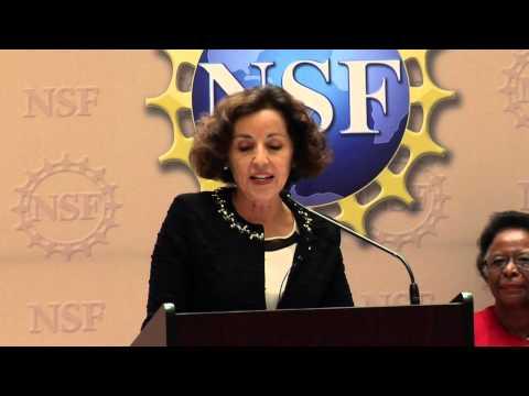 Dr. France A. Córdova assumes leadership of NSF