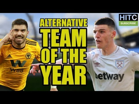 Alternative Premier League Team Of The Year