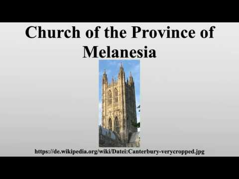 Church of the Province of Melanesia