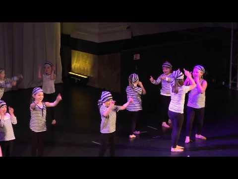"West Earlham Infant School - SSP Dance Show (Feb 2013) ""Inspire a Generation"""