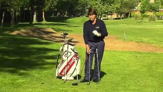 Clases de Golf por Álvaro Beamonte - Cap.2 Material