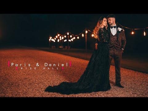 Paris & Daniel Wedding Style Shoot // Rise Hall