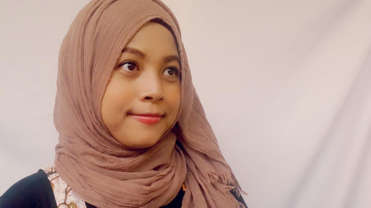 Tutorial Hijab Pashmina Simple Yang Cocok Untuk Sehari Hari