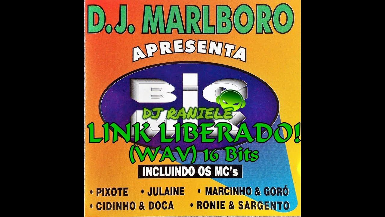 cd funk mix dj marlboro