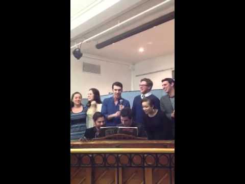 Sing For Your Seniors - EVITA Cast
