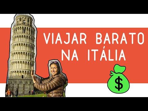 Viagem na ITÁLIA com 4 mil reais? É possível?   Rachel Travel Tips