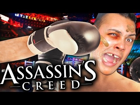 BOXING MATCH IN ASSASSINS CREED !?! - (Assassins Creed Syndicate Funny Moments)