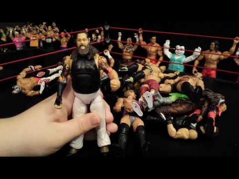 WWE Figures For Trade