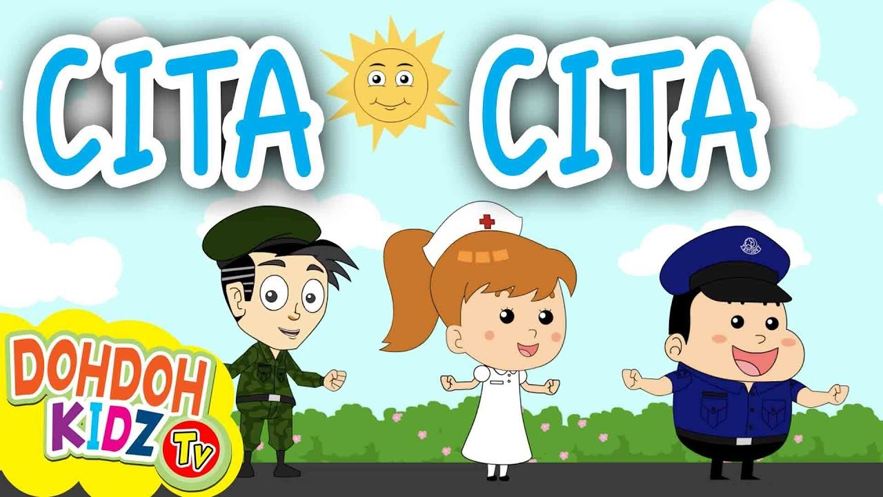 Doh Doh Kidz - Cita- Cita