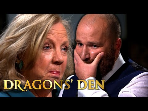 The Dragons Struggle To Fight Back Their Tears | Dragons' Den