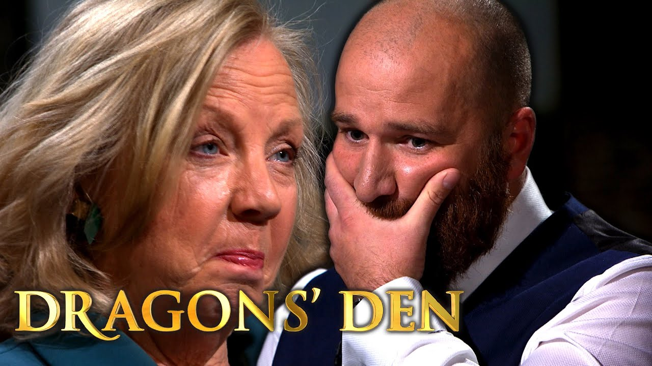 The Dragons Struggle To Fight Back Their Tears Dragons Den Youtube