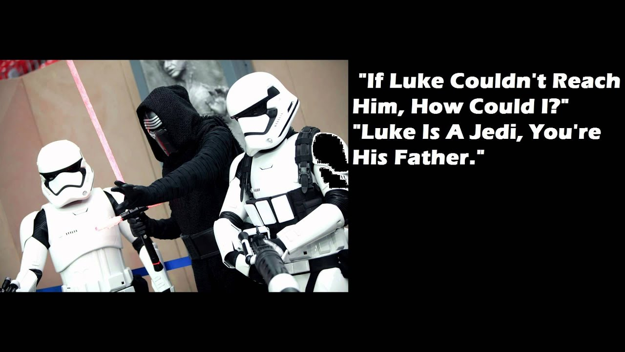 Star Wars The Force Awakens Top Quotes