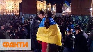 Люди вышли на Майдан против капитуляции! Как Украина отреагировала на формулу Штайнмайера