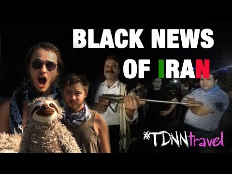 TDNN Travel - Despite 4 BLACK NEWS about IRAN (+ Tipps & Tricks)