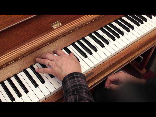 Exploring Jazz Piano Vol 1 – Tim Richards,  2. 7th chords, modes & scale patterns