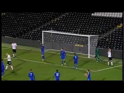 Fulham 1-0 Chelsea - Barclays U21s Premier League