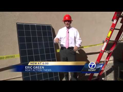 Company Offers Solar Power System At No Cost