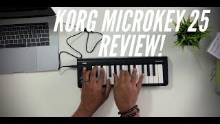 Korg Microkey 25 Review!(2019)