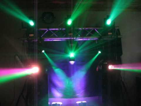 small lighting. Small DMX Light Show Lighting D