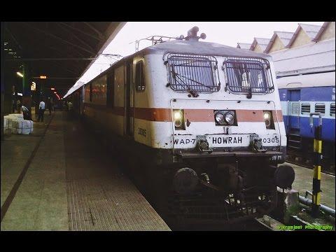 Full journey in Shatabdi Express :Howrah - Ranchi Shatabdi Express...!!