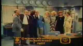 Mary Tyler Moore Last Show Curtain Call