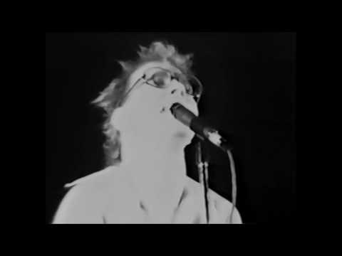 R. Stevie Moore ~ Live at Maxwells (1979) HD