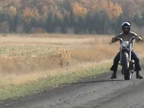 baja mini bike 196cc