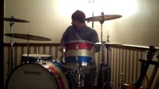 ludwig bonham drumkit with 26 inch bass drum