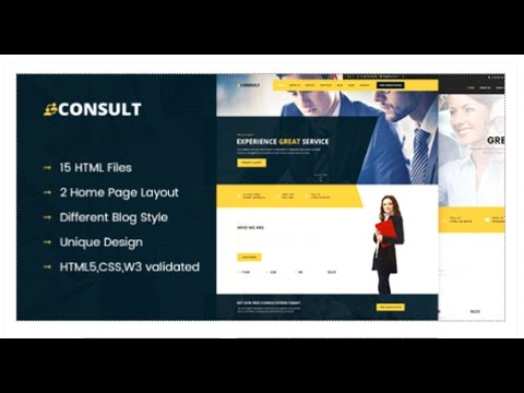 Consult consultant business html template themeforest review and consult consultant business html template themeforest review and download wajeb Image collections