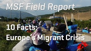 10 Facts You Should Know About Europe's Migrant Crisis