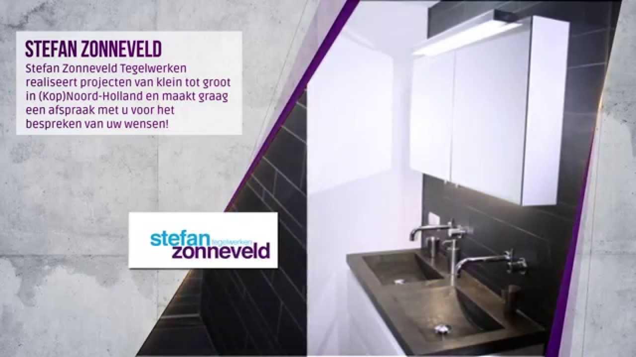 Stefan Zonneveld Tegelwerken, Alkmaar, Badkamers, Toiletten, vloeren ...