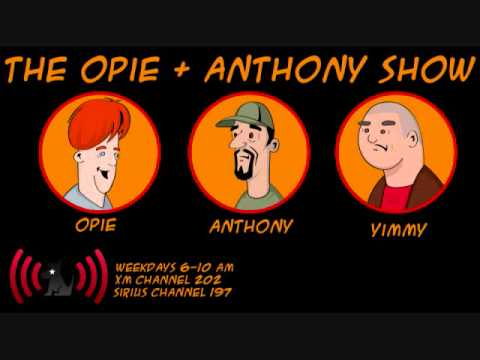Opie & Anthony - Tequila And Donut Day (3-15-2013)