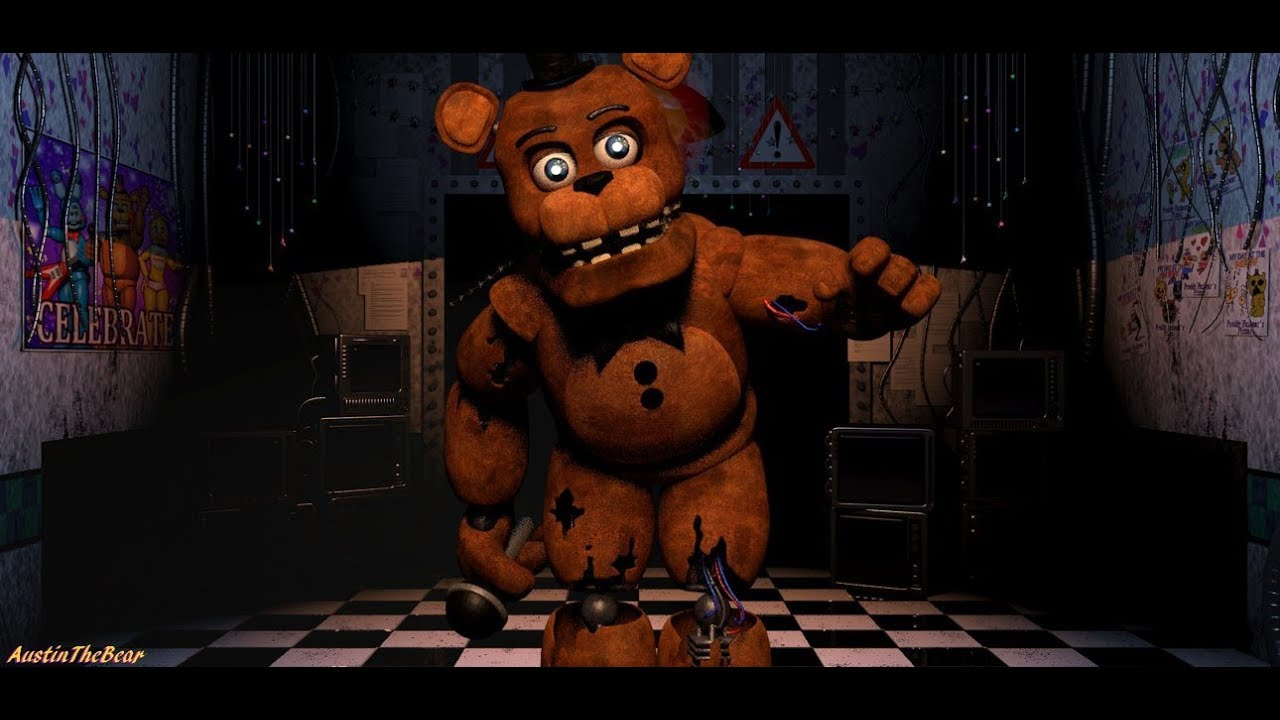 fnaf 2 mod apk unlimited power