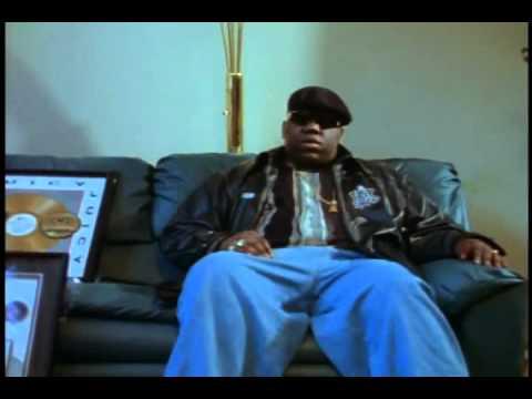 Rare Biggie Smalls Interview + Freestyle!