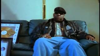Rare Biggie Smalls Interview + Freestyle!