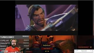 "Bajheera - OVERWATCH: ""Dragons"" Animated Short - First Look Reaction"