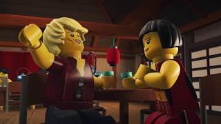 Funny Guys - LEGO NINJAGO - Wu's Teas Episode 6