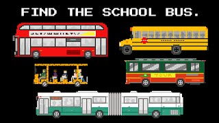 Find the Vehicles 3 - The Kids' Picture Show