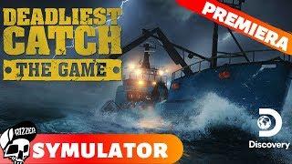 Symulator Połowu Krabów -  Deadliest Catch   Premiera   Rizzer gameplay