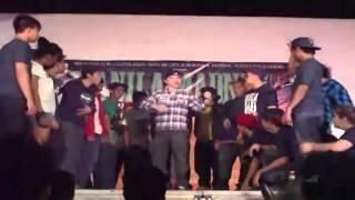 Manila Madnezz 2: Duel:Lil Massacre vs Lil Duke aka Prince Vengeance
