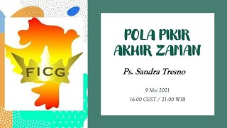Kebaktian Minggu 09.05.2021