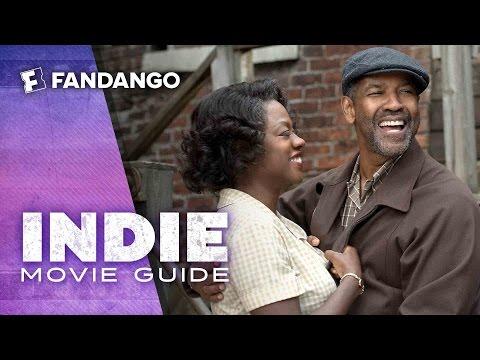 Indie Movie Guide - Fences, Neruda, Always Shine