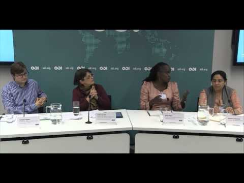 Measuring the learning progress of all children - Panel discussion